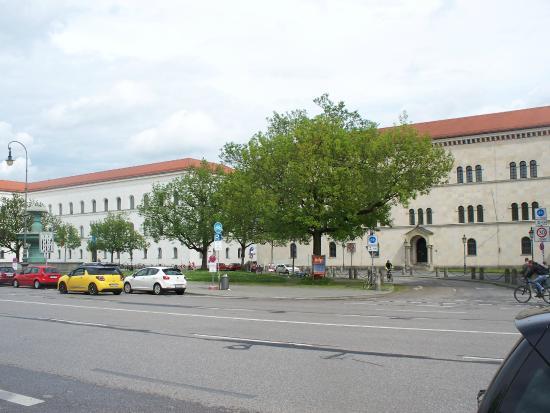 Ludwig Maximilian University: esterno