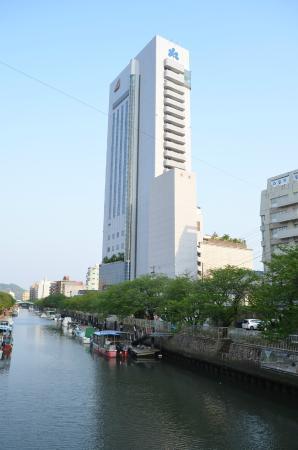 Hotel Nikko Kochi Asahi Royal: ホテル外観