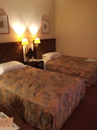 Hotel Nikko Kochi Asahi Royal: 室内