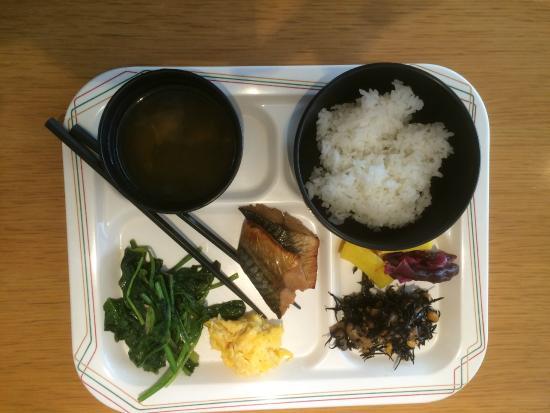 Pearl Hotel Mizonokuchi: Breakfast
