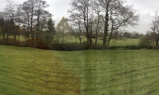 Ewenny Farm Guest House : Great view