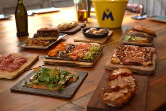 Restaurante santamasa en sabadell con cocina - Cursos de cocina sabadell ...
