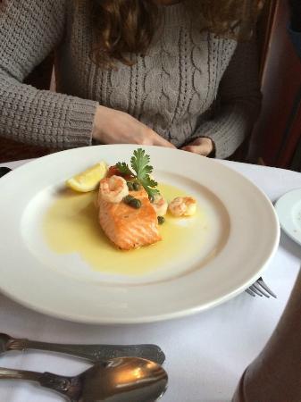 Abbeyglen Castle Hotel : poisson