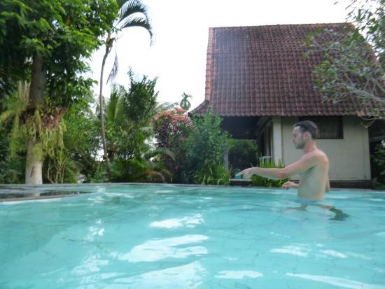 Abangan Bungalow: Pool area