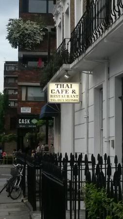 Pimlico Thai : Toujours un regal