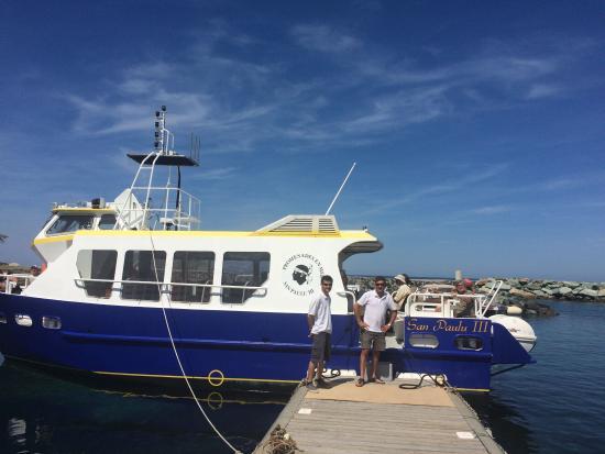 bateau u san paulu