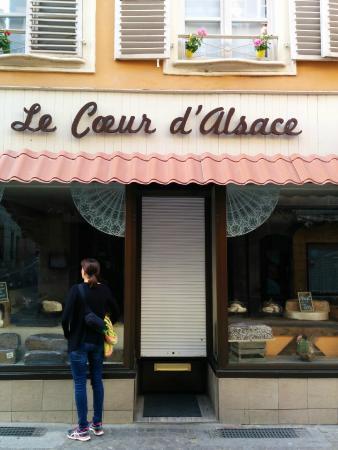 le coeur d'Alsace
