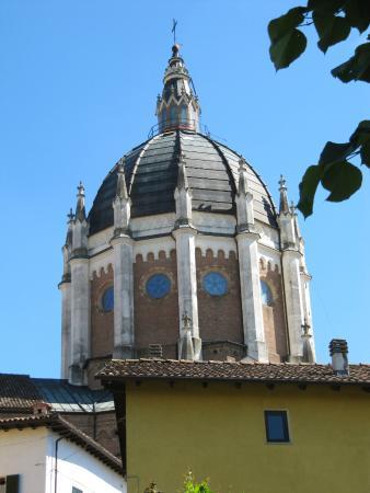 Fontanile, Itália: La maestosa cupola