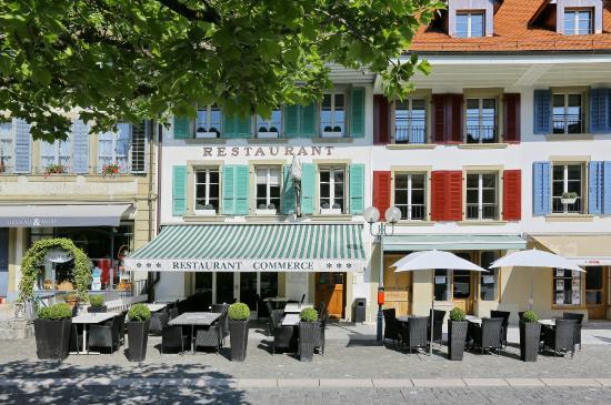 Restaurant Commerce