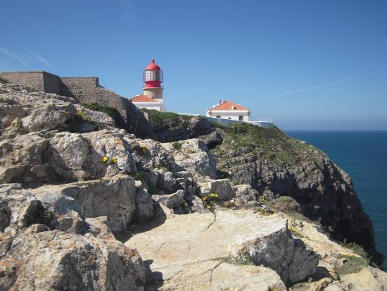 Sagres, Portugal: Le phare