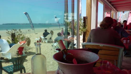 """la plage : Alliance """"gastronomie/plage"""""""