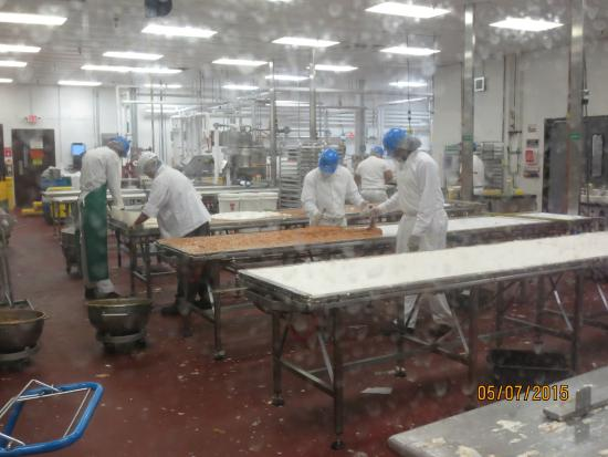 Dove Chocolate Factory Tours
