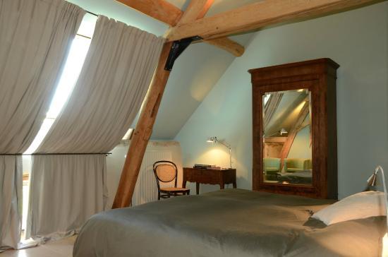 Jugy, France: la chambre verte