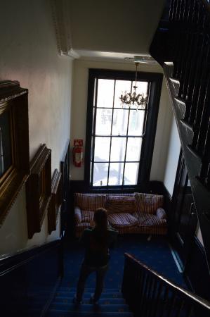 The Holyhead Hostel: Hall