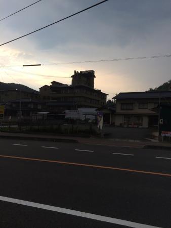Nishikien: 近隣とお風呂