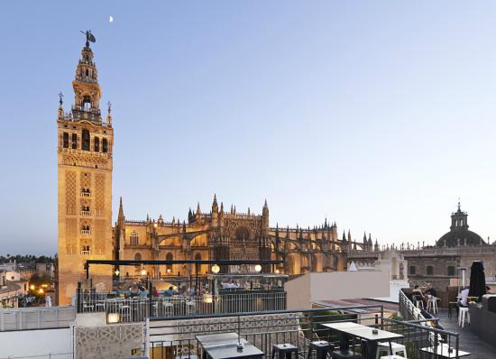 Eme catedral hotel updated 2018 prices reviews - Hotel eme sevilla spa ...