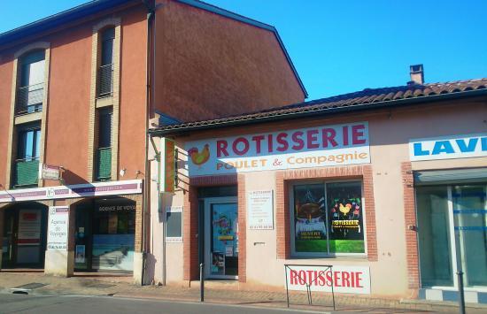 Rôtisserie Poulet & Cie