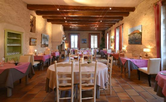 Auberge de Tavel: restaurant