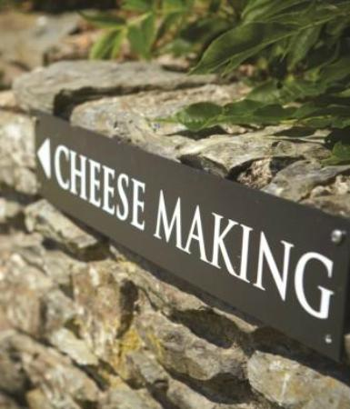 Boncath, UK: The Artisan Cheese Making Experiemce