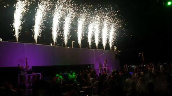Lighthouse Club Side: More fireworks