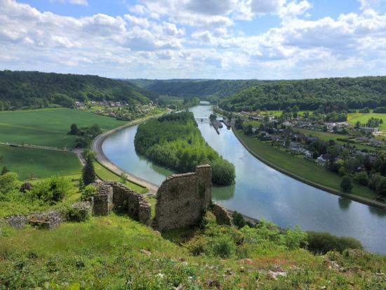 Houx, België: la vue