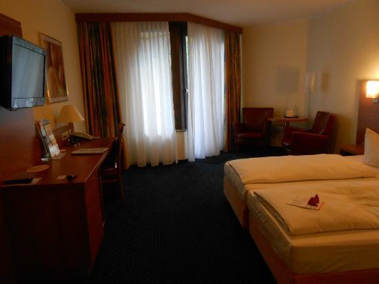 acora Hotel Und Wohnen Bochum: 客室