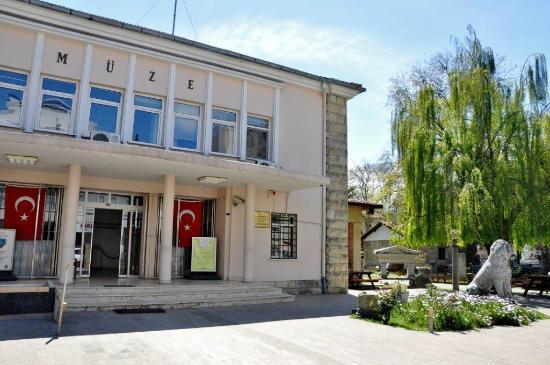 Main building - Sinop Arkeoloji Müzesi, Sinop Resmi ...