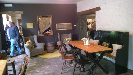 Seven Tuns: One of the rooms