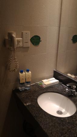 Snowy Sea Hotel : 洗手間