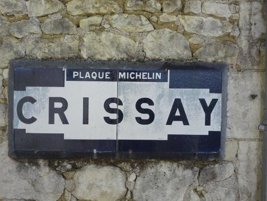 Auberge de Crissay : On y est !