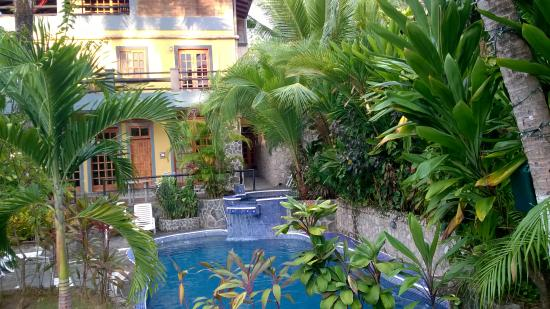 Hotel Mimos : Lekker zwembad