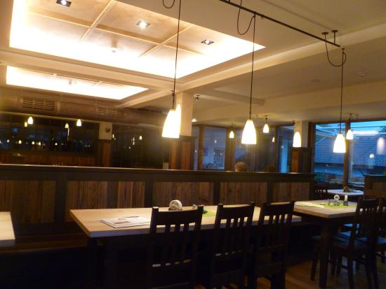 Postkeller : newly remodeled and modernized interior