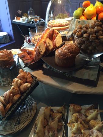 Le Capucin Gourmand : Brunch