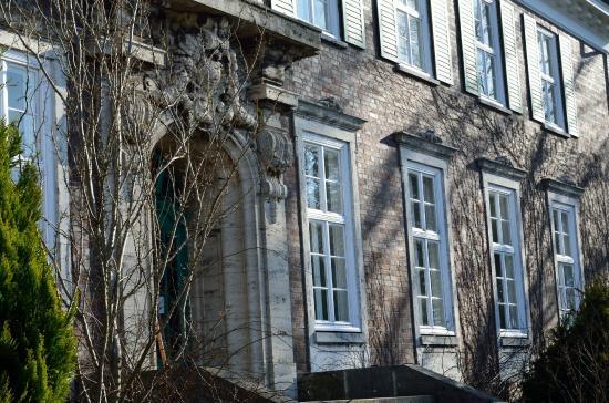 Stellshagen, Tyskland: Portal Gutshaus