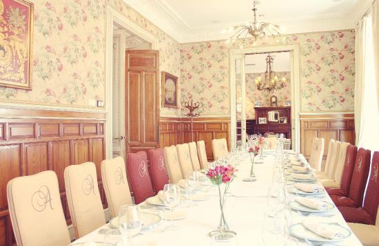 Taberna del Alabardero: Salón Emperatriz
