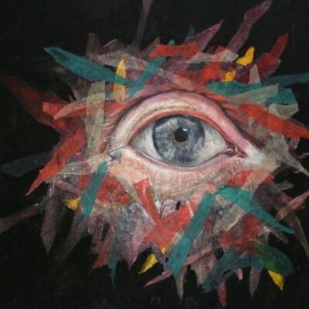 Abergavenny, UK: The eye by Helen Langford
