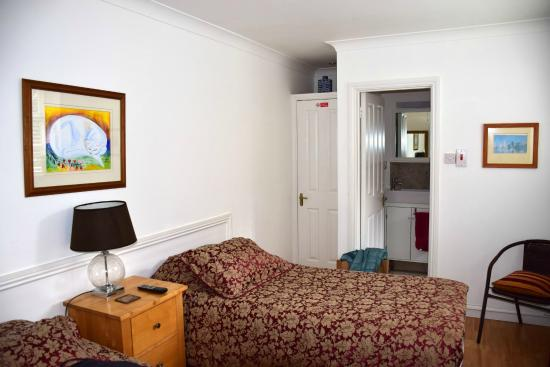 Portobello Bed and Breakfast: unser Zimmer