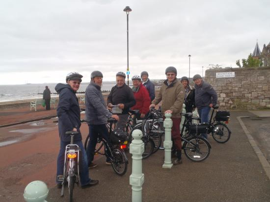 Edinburgh E-Bike Experience