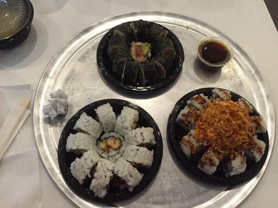 Rollbotto Sushi: photo1.jpg