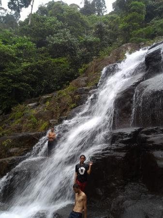 Sarasah Gadut Waterfall