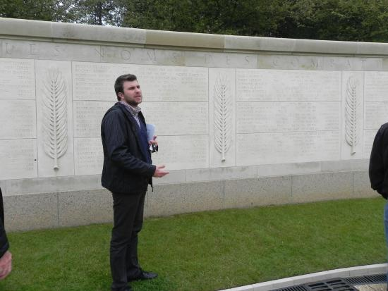 Spearhead Tours Normandy