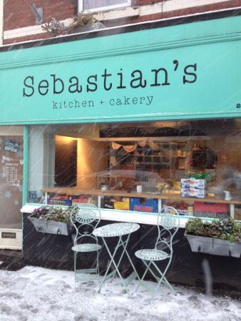Sebastian's kitchen + cakery