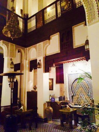 Dar Labchara: The Riad