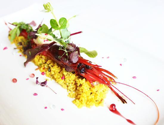 Taberna Del Alabardero : Plato restaurante