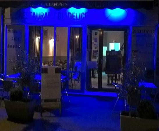 Gavray Restaurant du Délice Ambiance Marine