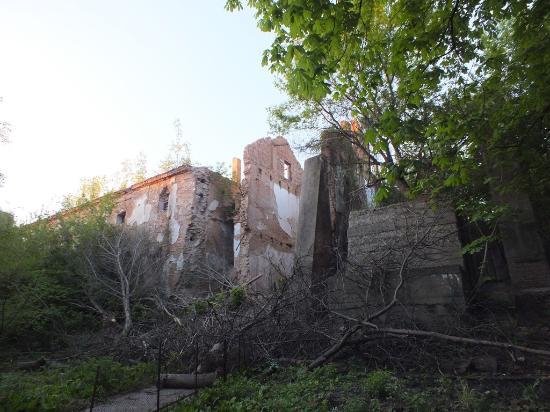 Jesuit Monastery Historic Ruins