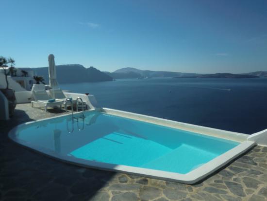 Kima Villa: pool