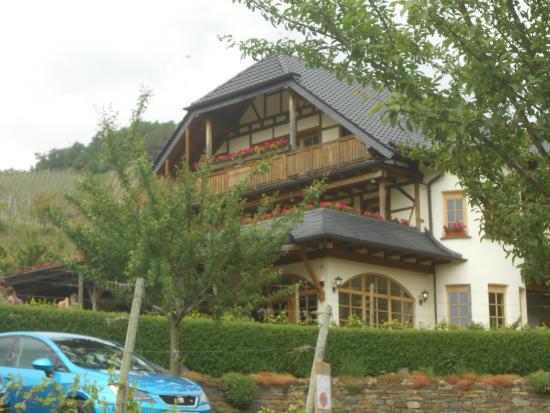 Mayschoss, Germany: Außenansicht