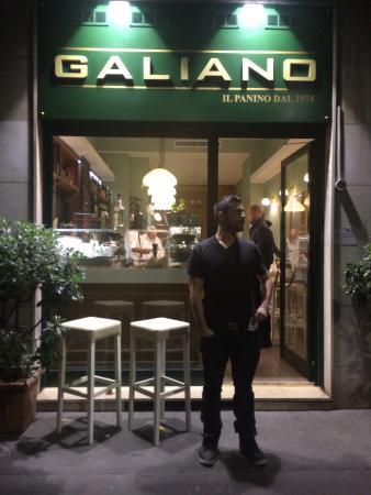 Gourmet Galiano Panini Divini