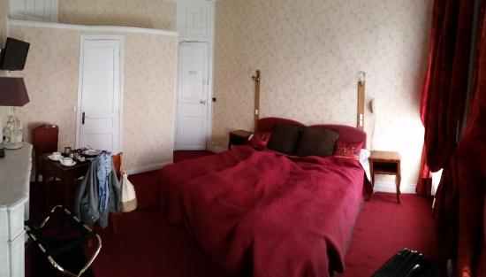 Hotel d'Argenson: room 44